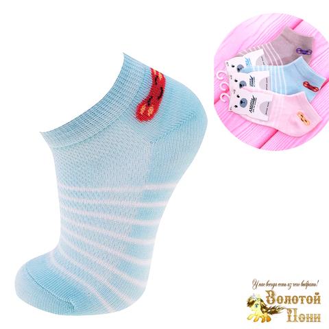 Носки детские сеточка (18-32) 200212-АС11-2