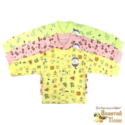 Кофточки детские хлопок (56-80) 200310-NA38