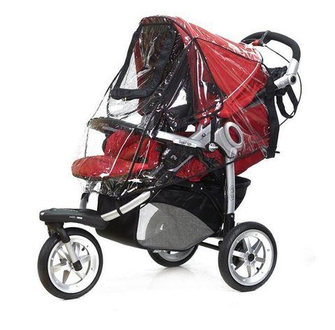Дождевик Esspero Cabinet для колясок Cam Cortina и Dinamico (-15°С)