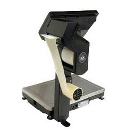 Весы печатающие фасовочные Масса-К ВПМ-Ф с устройством подмотки ленты 002