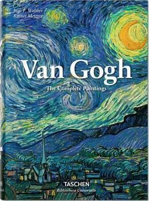 Kitab Van Gogh. Complete Paintings   Rainer Metzger