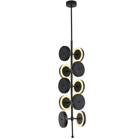 replica light  Larose Guyon LE ROYER CHANDELIER black