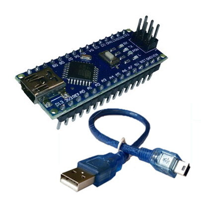 NANO 3.0 CH340G (Arduino совместимый контроллер)