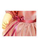 Платье из тафты - Детали. Одежда для кукол, пупсов и мягких игрушек.