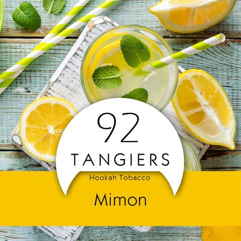 Табак Tangiers Noir Mimon 250 г