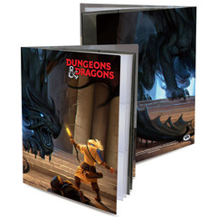 Dungeons & Dragons Character Folio - Shadow Dragon