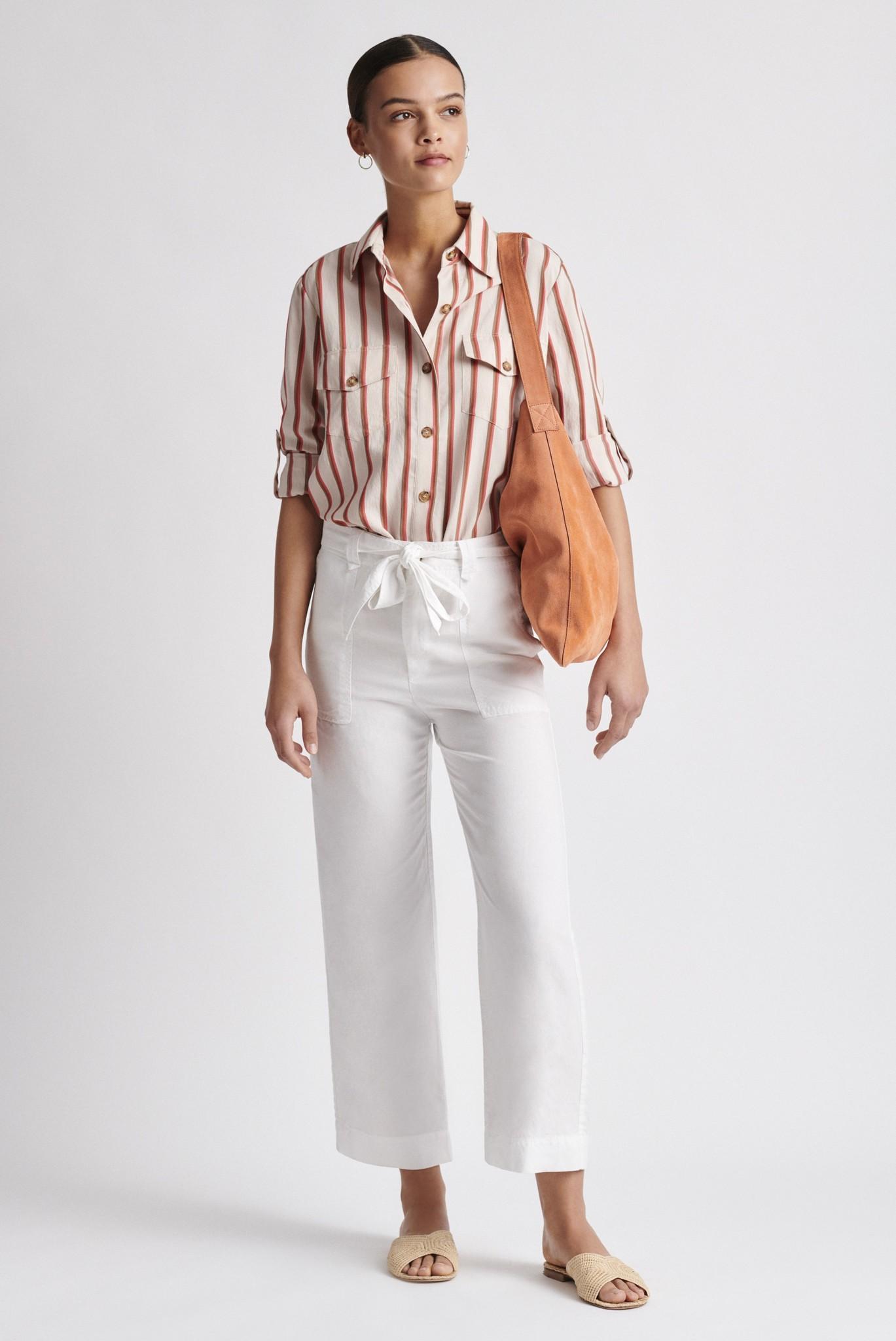 NERINA - Рубашка в полоску