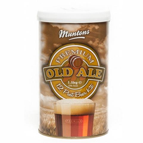 Солодовый экстракт Muntons Premium OLD ALE 1,5 кг