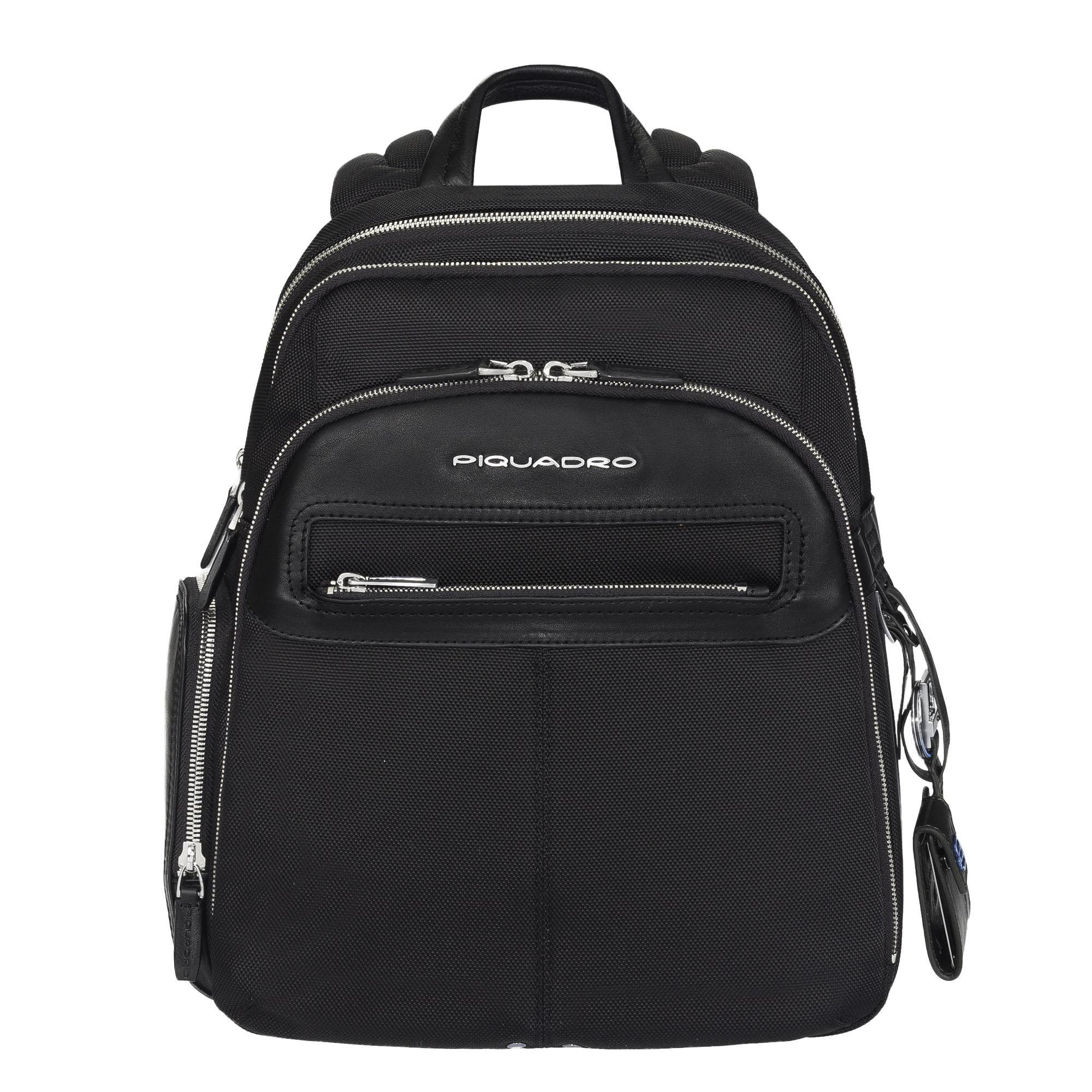 Рюкзак Piquadro Link, цвет черный, 29х34,5х14 см (CA1886LK/N)