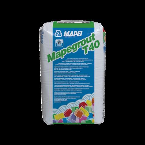 Mapei Mapegrout T40/Мапей Мапеграут Т40 ремонтная смесь средней прочности для ремонта бетонных и железобетонных конструкций