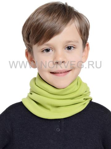 Шарф-трансформер (баф) Norveg Монстр зеленый