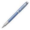 Перьевая ручка Parker IM Premium F322 Blue CT перо F (1931688) 3d ручка feizerg f 001 blue