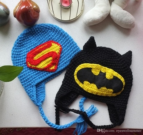 Супергерои шапка детская в ассортименте