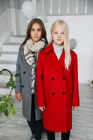 Пальто mamma Mila! (арт.A5 (red)