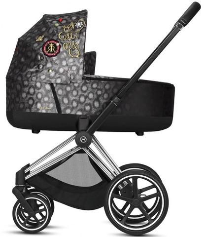 Коляска для новорожденного Cybex Priam III Rebellious