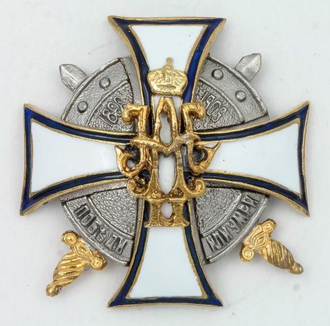 Знак Казанского военного училища