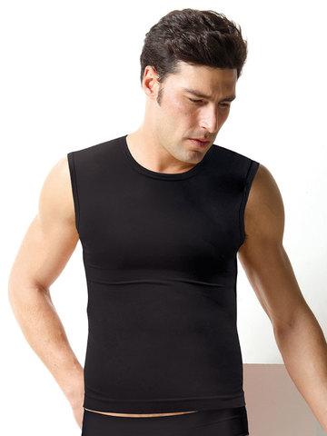 Мужская майка Uomo T-Shirt Girocollo Smanicata Intimidea