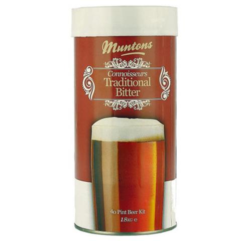 Солодовый экстракт Muntons Traditional Bitter 1,8 кг.