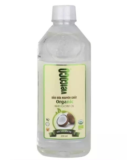 Vietcoco Натуральное кокосовое масло Virgin Coconut Oil, 250 мл