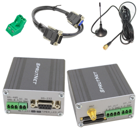 Bitcord GL868 RS232/RS485 KIT, GSM/GPRS модем