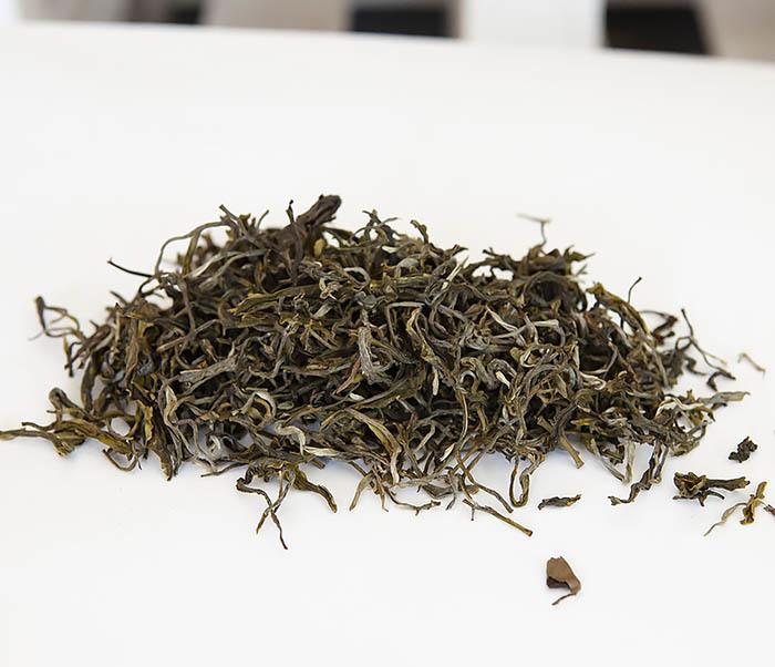 TEA-CH102 Китайский зеленый чай «Ворсистые Пики» (Сы Мао Мао Фэн, 50 гр) фото 02