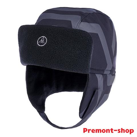 Premont шапка-ушанка WP92869 GREY