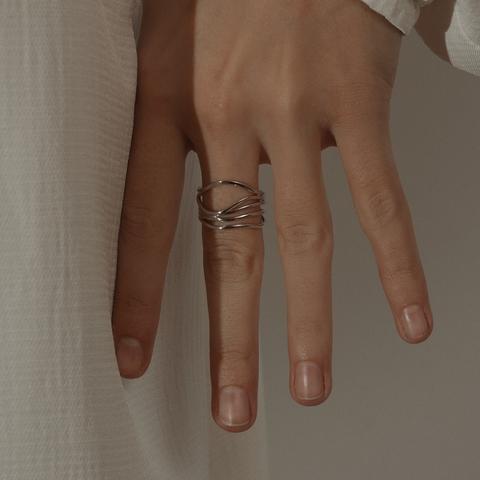 Кольцо SANTI 3