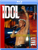 Billy Idol ‎/ In Super Overdrive Live (Blu-ray)