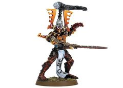 The Avatar of Khaine
