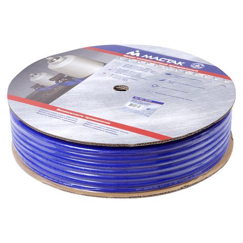 МАСТАК (681-10100) Шланг пневматический высокого давления 10х15 мм, бухта 100 м, полиуретановый