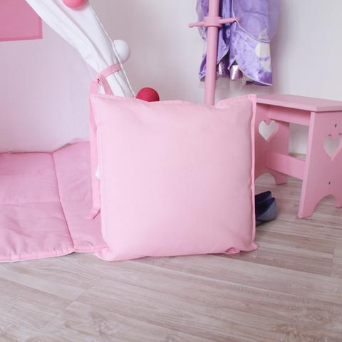 Подушка Pink розовая