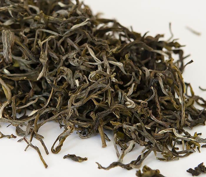 TEA-CH102 Китайский зеленый чай «Ворсистые Пики» (Сы Мао Мао Фэн, 50 гр)