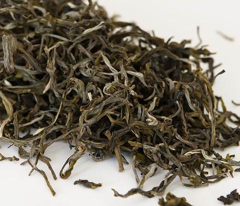 Китайский зеленый чай «Ворсистые Пики» (Сы Мао Мао Фэн, 50 гр)