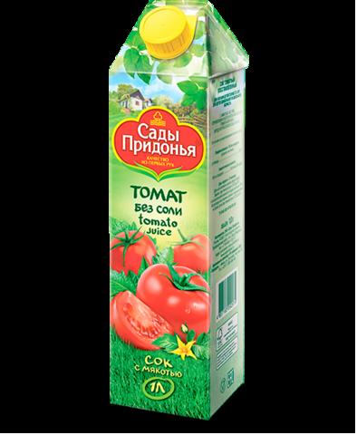 Сок Сады придонья Томат 1л