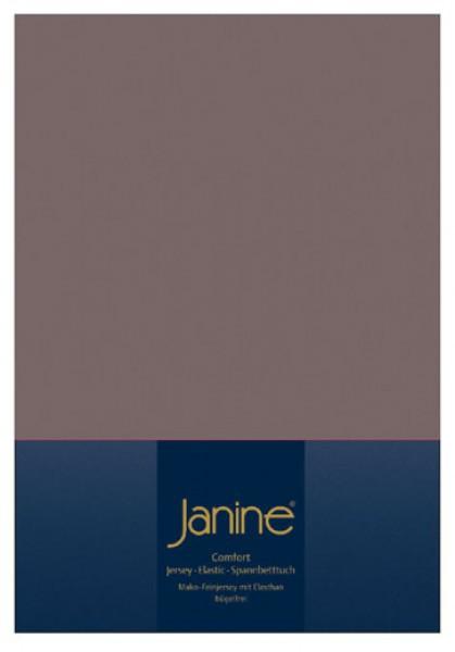 На резинке Простыня на резинке 140-160x200 Janine Elastic-Jersey 5002 кофе с молоком elitnaya-prostynya-na-rezinke-elastic-jersey-5002-kofe-s-molokom-ot-janine-germaniya.jpg