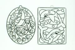 069-1584 Витражи (2 шт.)