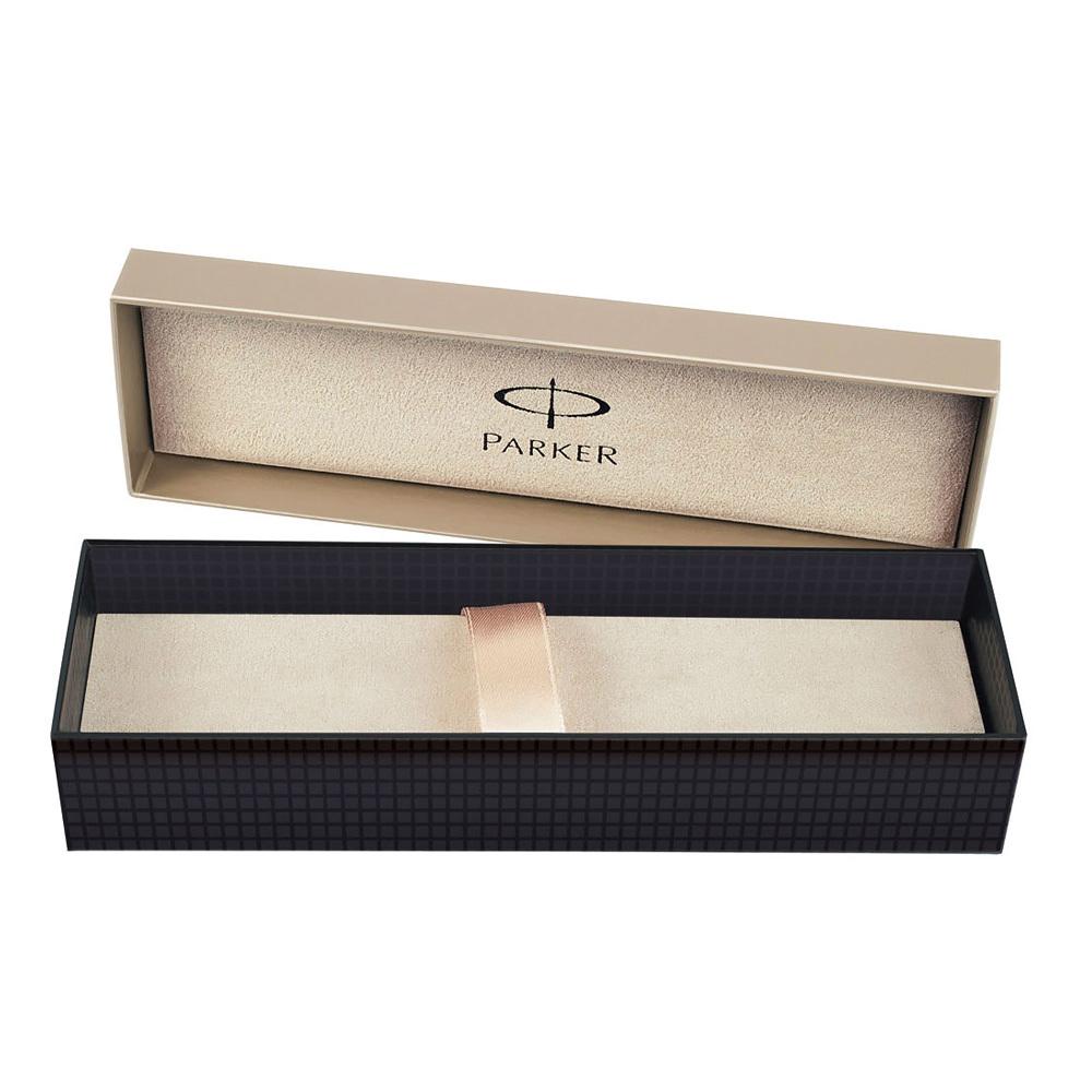 Parker IM Premium - Vacumatic Brown, шариковая ручка, M