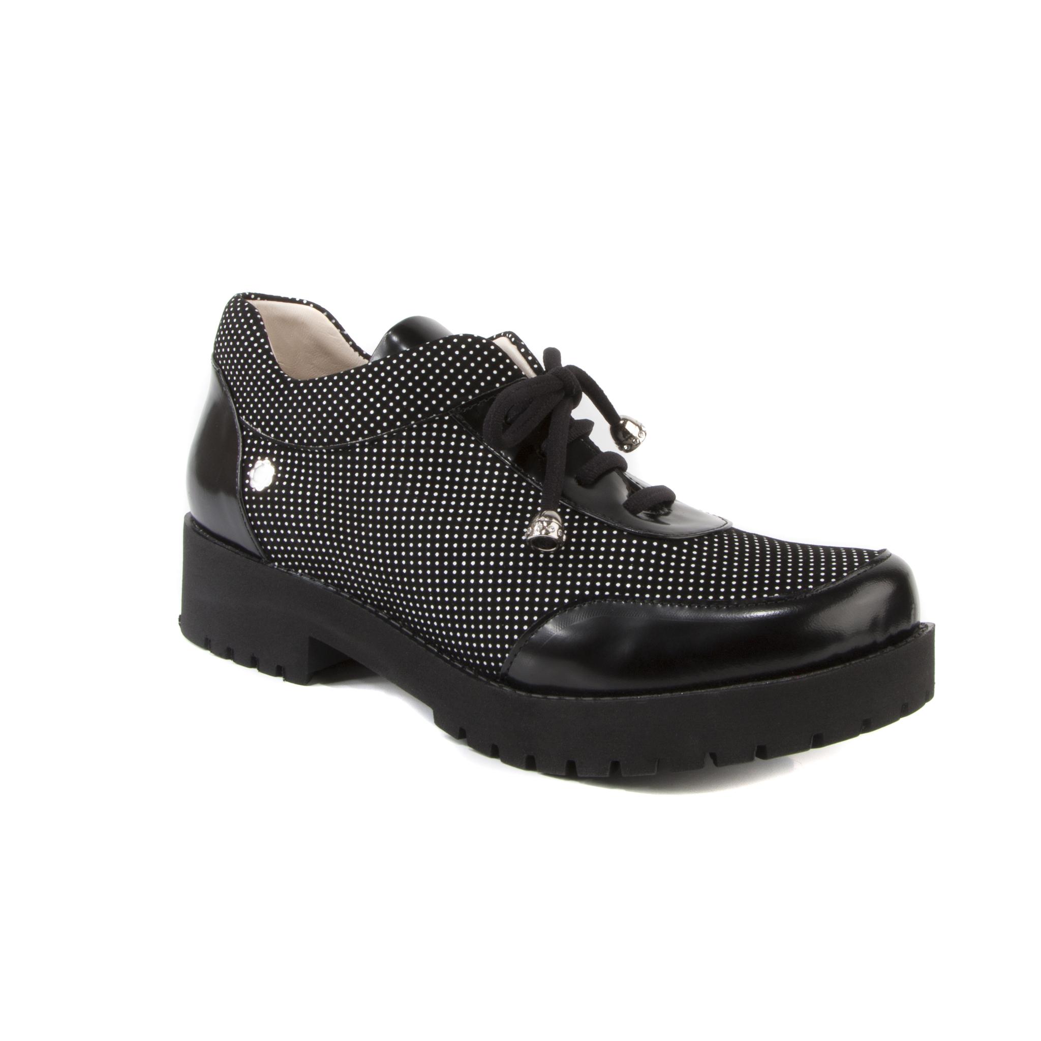 Туфли Tuffoni 1069 Черный