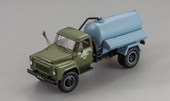1:43 Горький АНМ - 53А Ассенизаторная машина 1971