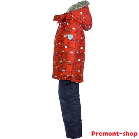 Канадские комплекты Premont Джаспер Ред WP82209