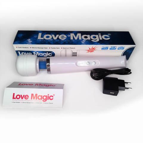 Love magic беспроводной белый 20 режимов
