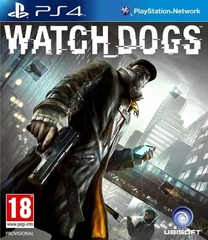 PS4 Watch Dogs (русская версия)