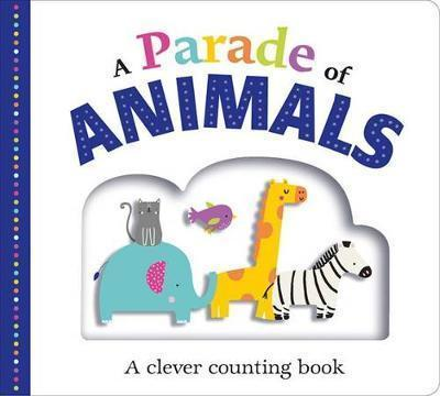 Kitab A Parade of Animals: Picture Fit | Roger Priddy