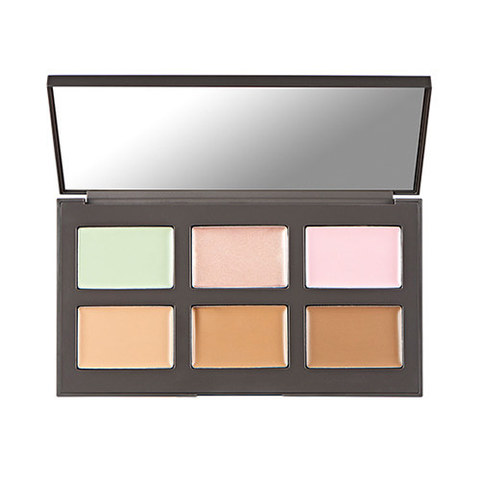 It's Skin Life Color Palette [Contouring]  Палетка цветных консилеров