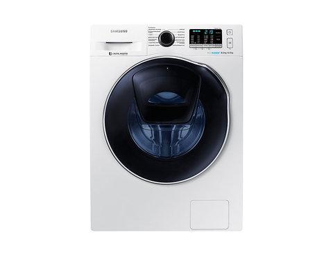 Стиральная машина с сушкой Samsung WD80K5410OW/LP