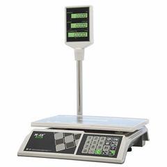 Весы торговые M-ER 326ACP-32.5 LCD Slim