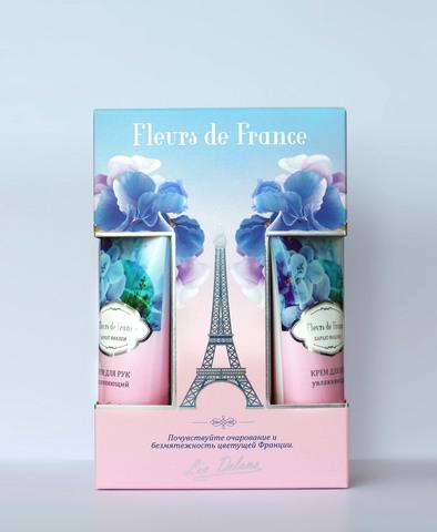 Liv delano Fleurs de France Подарочный набор