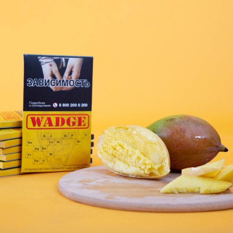 Табак Wadge Oxygen Spiced Mango 100 г