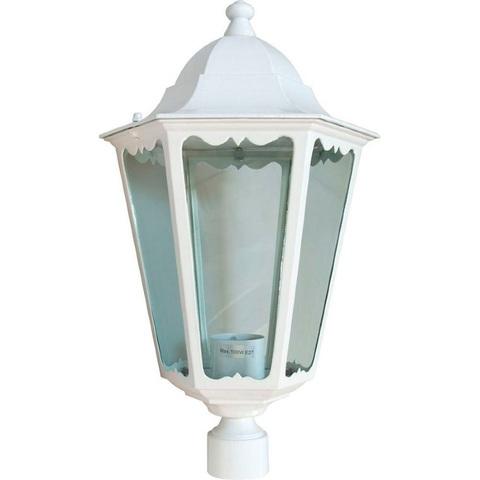 Светильник садово-парковый, 100W 230V E27 белый, 6203 (Feron)