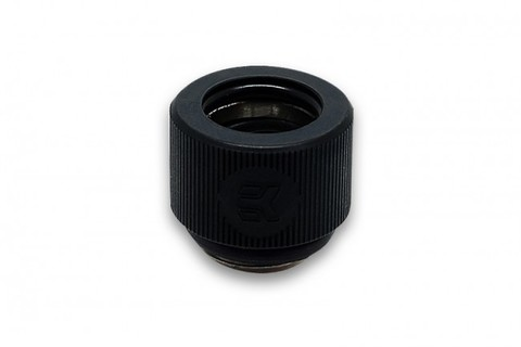 EK-HDC Fitting 12mm G1/4 - Black